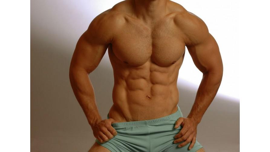 Wie Muskel ohne Fett zu gewinnen